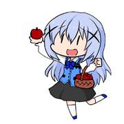 たべるんご チノちゃん