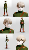 「陸!海!空!」大日本帝国陸軍 衛生兵モデルを配布します
