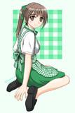 神戸屋スタッツォの制服ポニ子さん