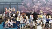 【RAY-GO静画祭Vol.6】海外艦の花見