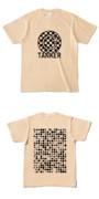 Tシャツ ナチュラル 円TANKER