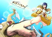 【支援絵】セイカさんの、チェストォーッ!