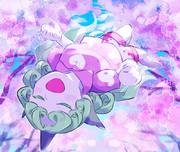 桜の海を泳ぐ