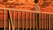 お題「放課後の屋上」(1)
