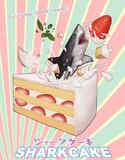 シャークケーキ