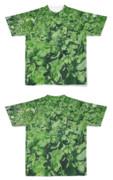 Tシャツ フルグラフィック クローバー