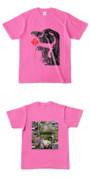 Tシャツ ピンク TTペンギン