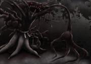 樹木寄生型悪霊