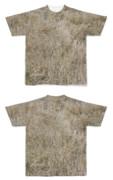 Tシャツ フルグラフィック 枯芝生
