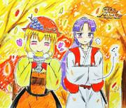明羅「 (焼き芋が食べたい……!) 」