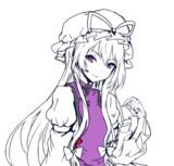 紫様らくがき