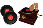 bst20200426昭和初期の蓄音機