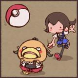 加賀さんと瑞鶴とポケモンボール