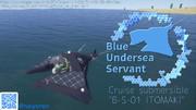 【Minecraft】巡航潜水艇「B-S-01 イトマキ」【JointBlock】