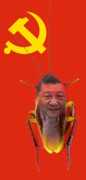 Communist Party of China Cockroach.