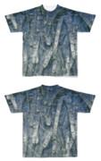 Tシャツ フルグラフィック ブルーラバー