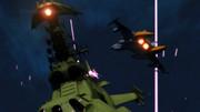 大戦艦とコスモタイガー2