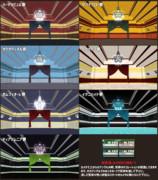 【MMD】ツイステ各寮カラー版REVOLVERステージ