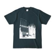 Tシャツ デニム Shinjuku_Building