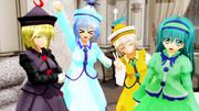 2Pカラー四姉妹