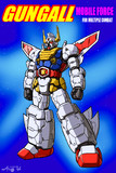"MOBILE FORCE ""GUNGALL""-Infinitism?-"