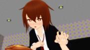 【MMD艦これ】若葉×朧「奇跡の作戦、キス…か?」