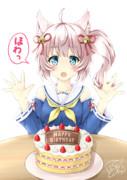 HAPPY BIRTHDAYほわんちゃん