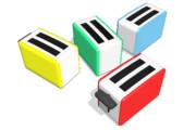 【MMD-OMF10】bst20200501昭和風トースター