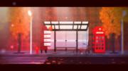 【MMDステージ配布あり】金色の太陽ver1.0 stage-55