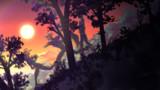 「ご近所幽霊屋敷の怪」5動画用一枚絵