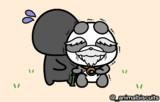 パンダおじいちゃん【あにまるびすけっと】