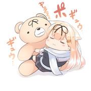 好き好きクマさん