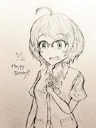 あこちゃん誕生日おめでとう!