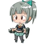 #艦これ 夕張(KanColle:Yubari)