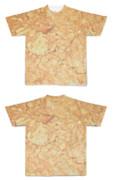 Tシャツ フルグラフィック コルクビンテージ