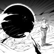 堀裕子で「サイキック暴王の月<メルゼズ・ドア>」!!!