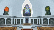 [MMD-OMF10]ラスレオ大聖堂2階
