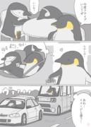エンペラーじゃないペンギン9 ドライブ