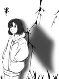 女の子ポーズ No.8