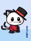 ポジティブ猫ヤミー君  「るろうに剣心 緋村剣心」