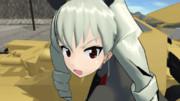 【MMDガルパン】ANZAI【GIFアニメ】