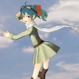 【MMD-OMF10】瑞雲12型の妖精さんを人間サイズにしてみた【艦これ】