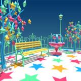 【MMD-OMF10】星の広場