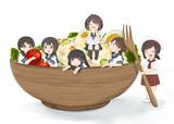 司令官、ポテトサラダはいかがですか?