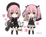 【創作】M134系魔法少女な小学生の妹&トラブル体質お姉ちゃん