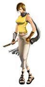 オリジナル 女忍者
