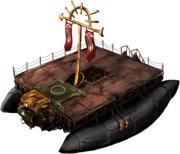 空中指揮艇ダクタル