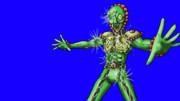 ボコられる擬人化コロナウイルスBB・その2
