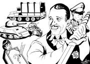 ロンメルを翻弄した奇術師~大英帝国「マジックギャング」団長 ジャスパー・マスケリン