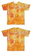 Tシャツ フルグラフィック レッドパン